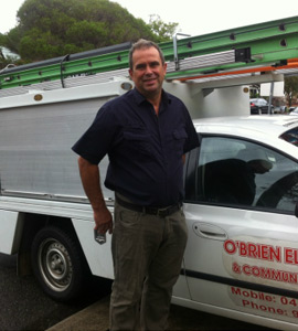 O'Brien Electrical and Communications